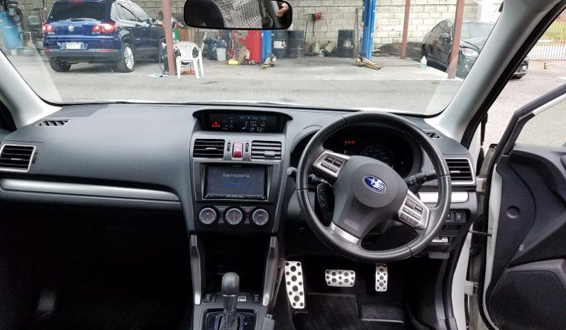 Subaru Forrester 2014 full
