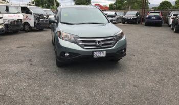Honda CRV 2012 full
