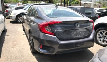 Honda Civic Ex Touring 2016 full