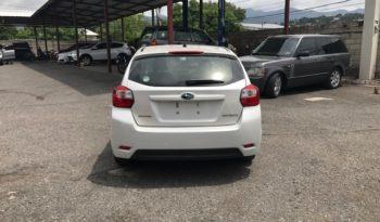 Subaru Impreza 2012 full