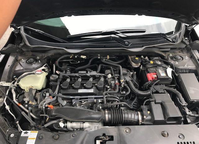 Honda Civic Touring 2016 full