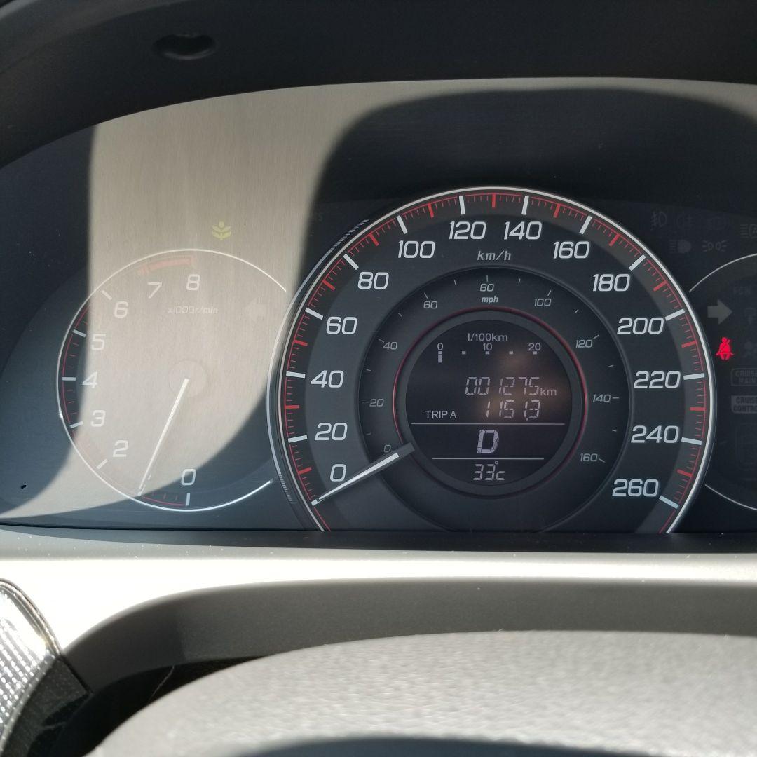 Honda Accord Coupe 2015 Niche Motors Jamaica Used Car Dealer 1992 Civic Odometer Full