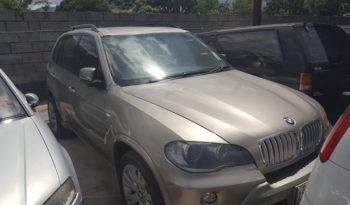 BMW X5 2010 full