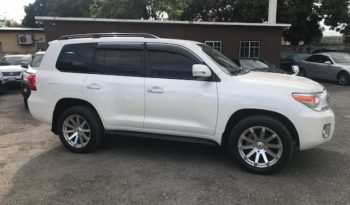 Toyota Land Cruiser 2014 full