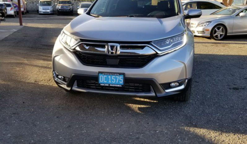 Honda CRV 2017 full