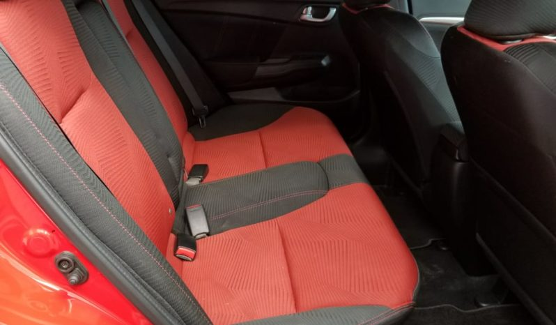 Honda Civic Si 2014 full