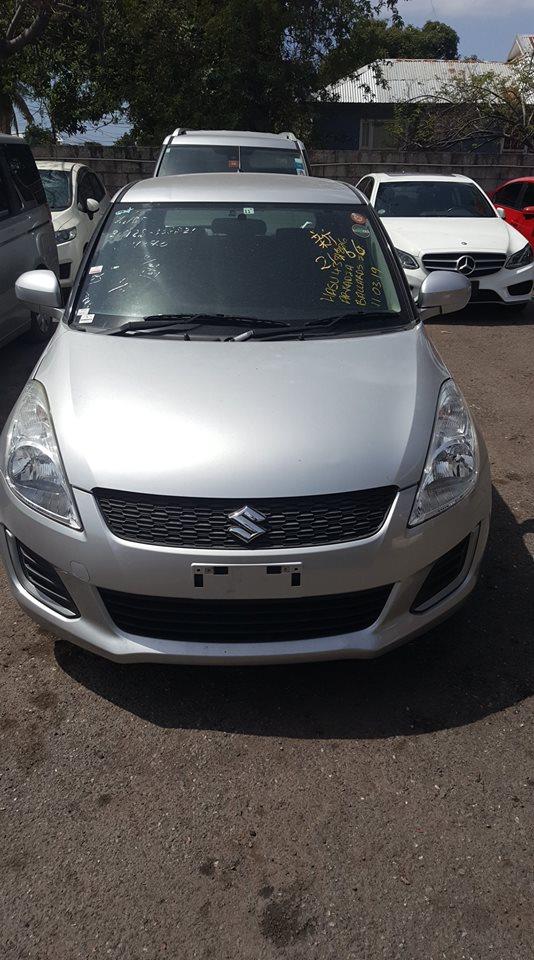 Mazda 2 Seater >> 2014 Suzuki Swift - Niche Motors Jamaica