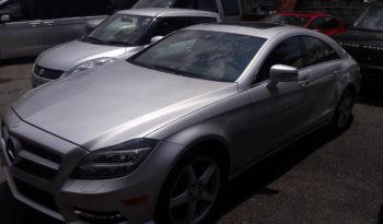Mercedes Benz CLS550 full