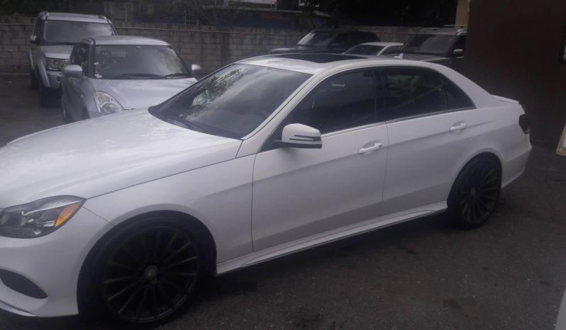 Mercedes Benz E350 full