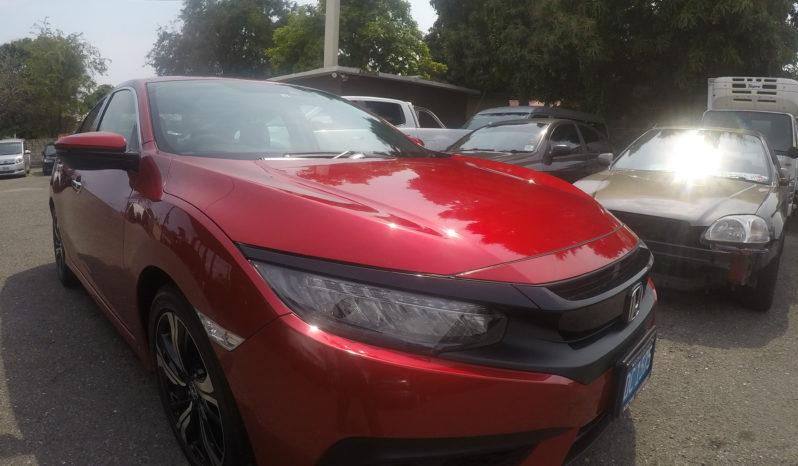 2018 Honda Civic Touring full