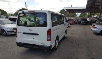 2014 Toyota Regius ACE full