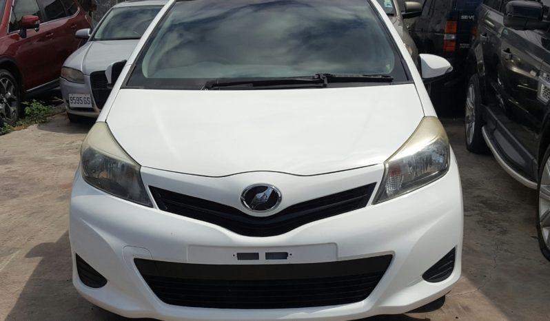 2011 Toyota Vitz full