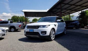 2017 Range Rover HSE full