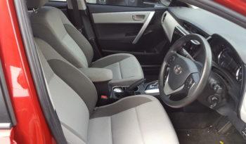 2017 Toyota Corolla full