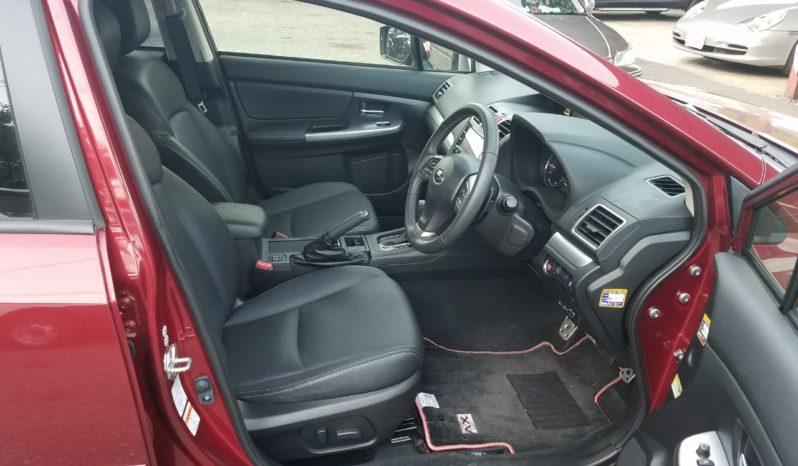 2015 Subaru Crosstrek full