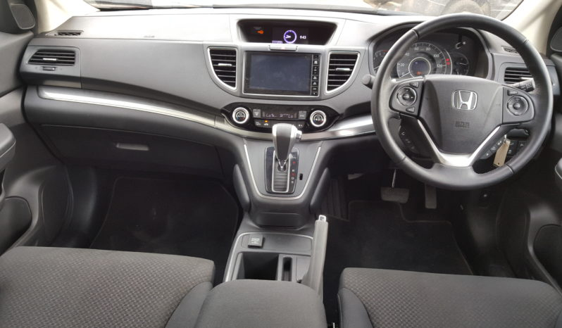 2018 Honda CRV full
