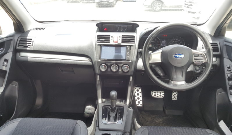 2014 Subaru Forester XT full