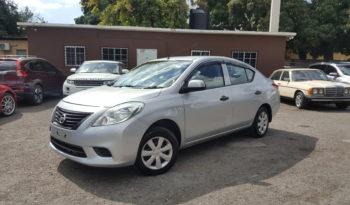 2014 Nissan Latio full