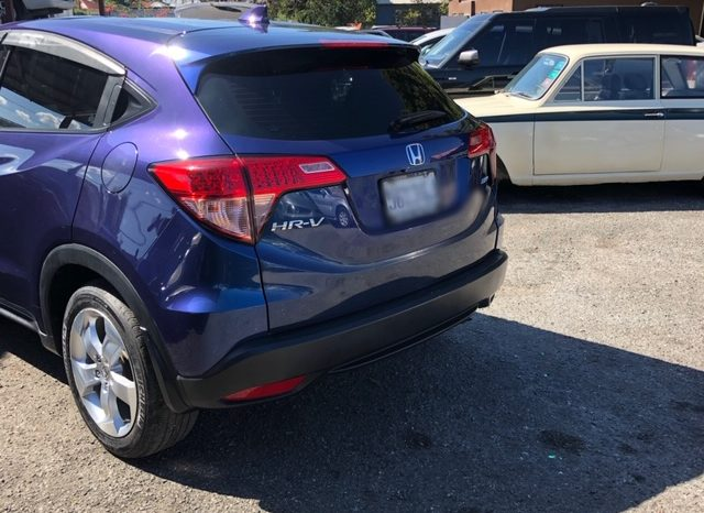 Honda HRV 2016 full