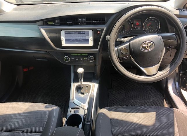 Toyota Auris 2014 full