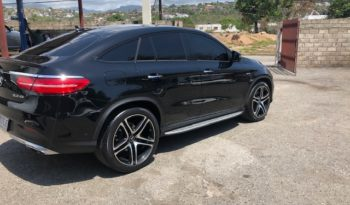 Mercedes Benz GLE43 AMG Coupe 2017 full