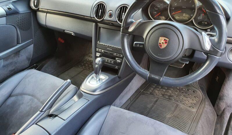 Porsche Boxster 2012 full
