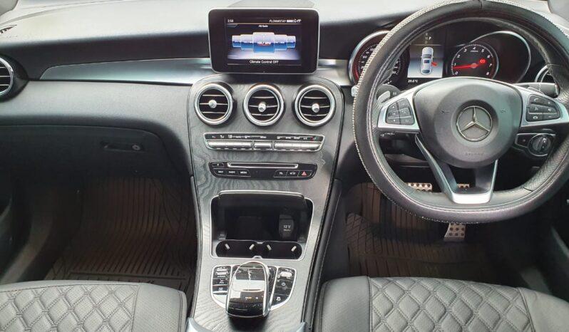 Mercedes Benz GLC 300 2018 full