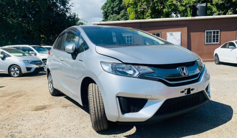 Honda Fit 2015 full