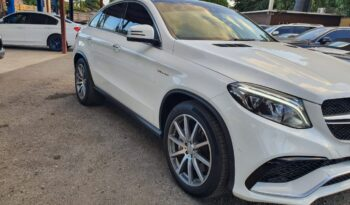 Mercedes Benz GLE63 full