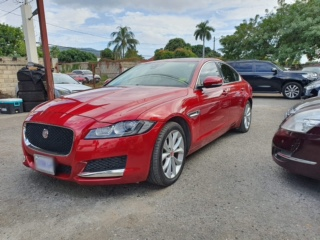 Jaguar XF 2017 full