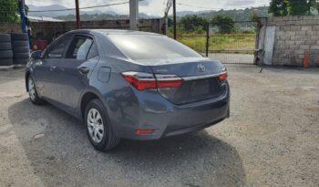 Toyota Corolla 2017 full